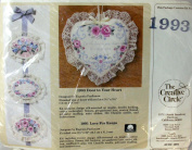 The Creative Circle Door To Your Heart Embroidery Kit #1993 Designed by Eugenia Parfionow