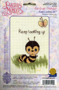 Precious Moments Fur-ever Friends Keep Looking Up Counted Cross Stitch 13cm x 18cm