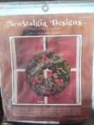 Vintage 1974 Newstalgia Designs - Wreath #505