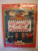 Danglers Merry Christmoose Craft Kit