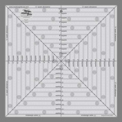 Creative Grids 30cm - 1.3cm x 30cm - 1.3cm Square It Up and Fussy Cut Ruler