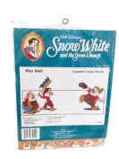 Walt Disney's Play Ball! Cross Stitch Kit