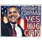 Barrack Obama Decal Sticker