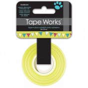 Tape Works Tape .1590cm X50ft-Bunting; Modern
