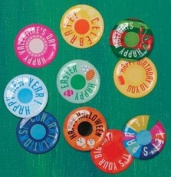 Life Sayings Epoxy Scrapbook Stickers