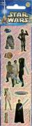 Star Wars Episode 2 Characters Scrapbook Stickers