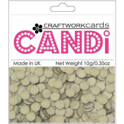 Craftwork Cards CW88 Candi Chipboard Dot Embellishments .1040ml-Chips