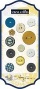 Teresa Collins Designs Everyday Moments Buttons