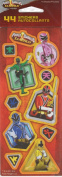 Power Rangers Samurai Scrapbook Stickers