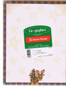 Reindeer- Geographics [35 Design Papers]