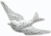 Melissa Frances Resin Embellishments, Soaring High Bird, 3.2cm by 6.4cm