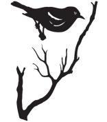 Advantus Corporation Heidi Swapp Mini Theme Masks, Bird Branch