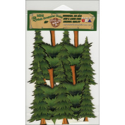 Themed Die Cut Assortments-Trees
