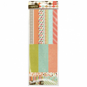 Hipster Vellum Tape Stickers-Shapes & Borders