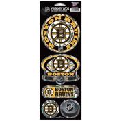 Boston Bruins Prismatic Stickers