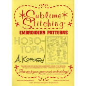Sublime Stitching Embroidery Patterns-Hobotopia