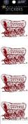Sports Solution Oklahoma Sooner Schooner Logo Sticker