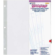 Top Loading Page Protector 8.5x11, 5/Pkg