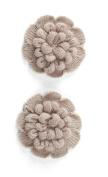 Jolee's Boutique Dimensional Stickers, Light Mauve Crochet Mum