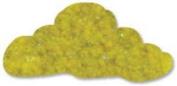 Sparkly Fluff .530mls/Pkg - Lemon Drop Yellow