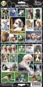 Pet Qwerks S47 Just Puppies Dog Sticker