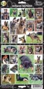 Pet Qwerks S21German Shepherd Dog Sticker