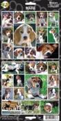 Pet Qwerks S4 Beagle Dog Sticker