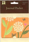 Stemma Journal Pocket - Butterfly