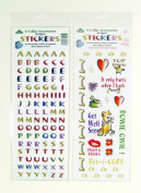 Cardinal Laboratories Pet Botanics E-Collar Designer Stickers