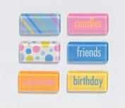 Birthday Ice Dots Ice Candy