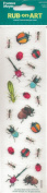 Bugs Rub-Ons for Scrapbooking