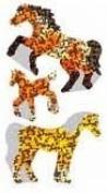 Hambly Studios -Prismatic - Horses #2816