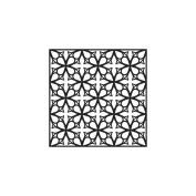 Crafter's Workshop Templates 15cm x 15cm -Garden Gate