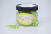 Lime/Green Acrylic Daisy Embellishment-2.5cm