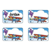 Up & Away Name Tags - Sunday School & Stickers