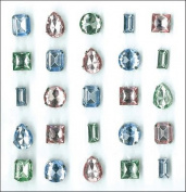 All That Bling Dimensional Pronged Gem Stickers