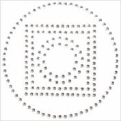 Bling Jewel Art Stickers-Frames/Variety
