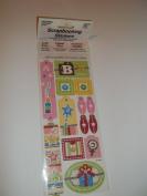 Designer Series Scrapbooking Stickers