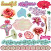 Prima - Firefly Collection - Chipboard Pieces