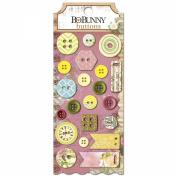 C'est La Vie Buttons & Embellishments-