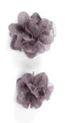 Jolee's Boutique Dimensional Stickers, Purple Lace Flower