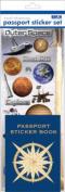 Passport Sticker Set-Outer Space