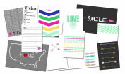 Glitz Design Bits and Pieces Die Cuts, Wild and Free