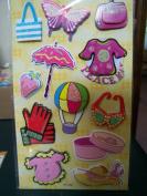 Handmake 3D Stickers