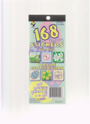 Easter Stickers ; 168 Scrapbooking Arts & Crafts