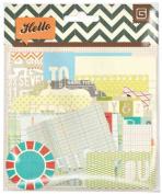BasicGrey Hello Collection Journaling Binder