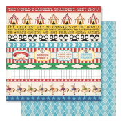 Carnival King Double-Sided Cardstock 30cm x 30cm -Grand 10 per pack