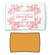 Tsukineko Full-Size VersaFine Instant Dry Pigment Ink, Toffee