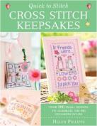 David & Charles Books Cross Stitch Keepsakes DC-27524