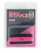 "Stakz Pre-Inked Rubber Stamp - Love Single ""Desire"""